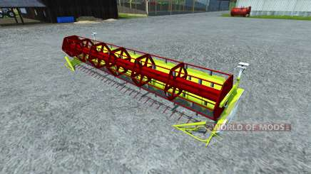 Faucheuse Claas Vario 750 pour Farming Simulator 2013