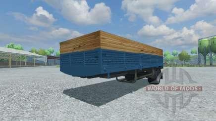La remorque ODAS pour Farming Simulator 2013