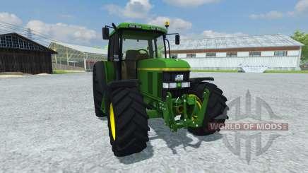 John Deere 6610 für Farming Simulator 2013