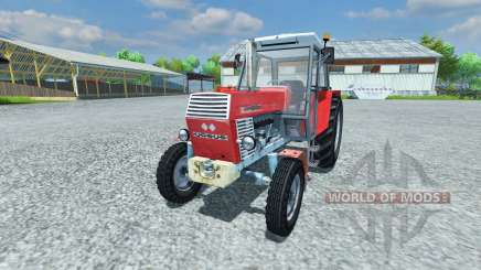 URSUS 1201 v2.0 Red pour Farming Simulator 2013