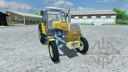 URSUS 1201 v2.0 Yellow pour Farming Simulator 2013