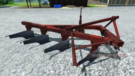La charrue PLN-4-35 pour Farming Simulator 2013