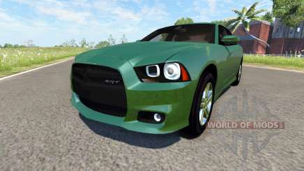 Dodge Charger SRT8 v2.0 pour BeamNG Drive