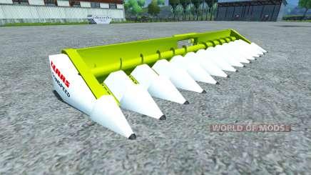 Reaper CLAAS Conspeed für Farming Simulator 2013