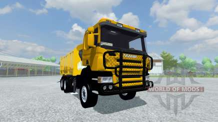 Scania P420 pour Farming Simulator 2013