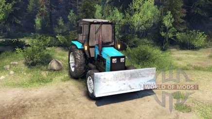 MTZ-1221 Belarus v2.0 für Spin Tires