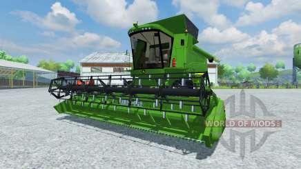 John Deere 660i v2.0 pour Farming Simulator 2013