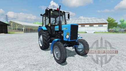 MTZ-82.1 v2.0 pour Farming Simulator 2013