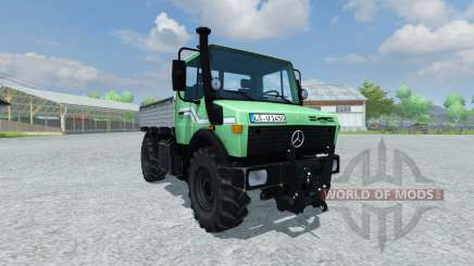 Mercedes-Benz Unimog 1450 für Farming Simulator 2013