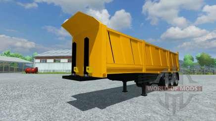 Semi KOGEL Agroliner pour Farming Simulator 2013