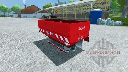 Rauch Axera B1210 v2.0 für Farming Simulator 2013