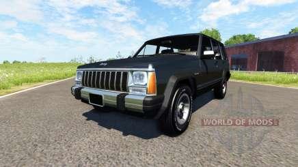 Jeep Cherokee 1984 pour BeamNG Drive