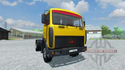 MAZ-54331 für Farming Simulator 2013