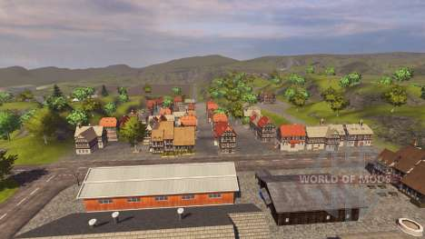 Gepäck für Farming Simulator 2013
