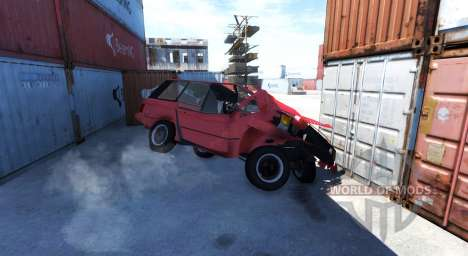 Range Rover Classic für BeamNG Drive