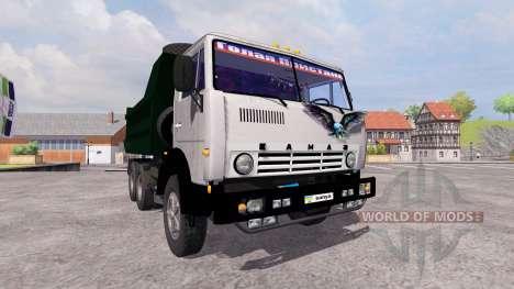 KamAZ-55111 pour Farming Simulator 2013