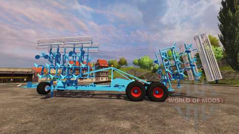 Grubber Lemken Gigant 1400 für Farming Simulator 2013