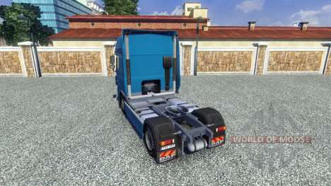Hohe Auspuff für Euro Truck Simulator 2