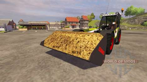 Excavation seau CLAAS Scorpion Lame pour Farming Simulator 2013