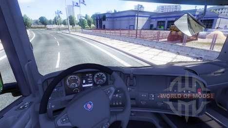 Der Klang langsam für Euro Truck Simulator 2