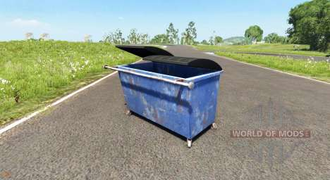 Corbeille pour BeamNG Drive