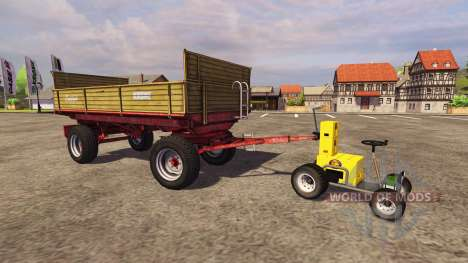 Cartes pour Farming Simulator 2013