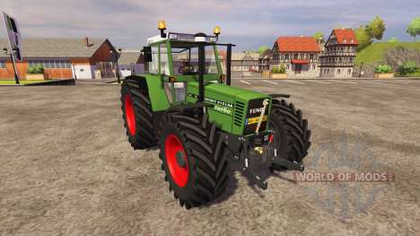 Fendt Favorit 615 LSA 1991 für Farming Simulator 2013