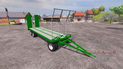 Remorque pour Farming Simulator 2013