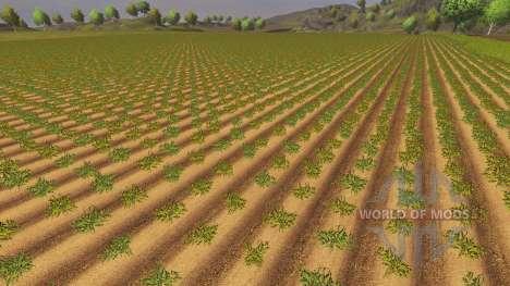 Deaktivieren welken Pflanzen für Farming Simulator 2013