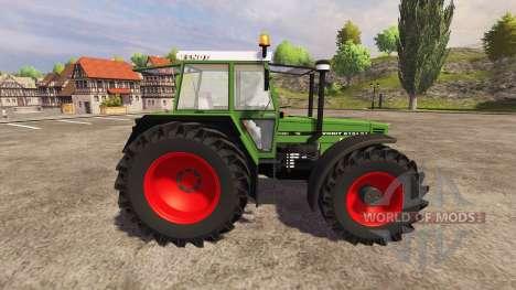 Fendt Favorit 615 LSA 1991 pour Farming Simulator 2013