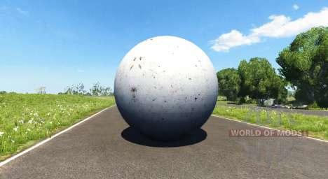 Un récipient en pierre pour BeamNG Drive