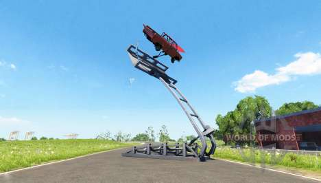 Catapulte pour BeamNG Drive