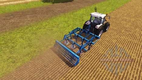 Cultivateur Lemken Smaragd 7-300 1991 v2.2 pour Farming Simulator 2013