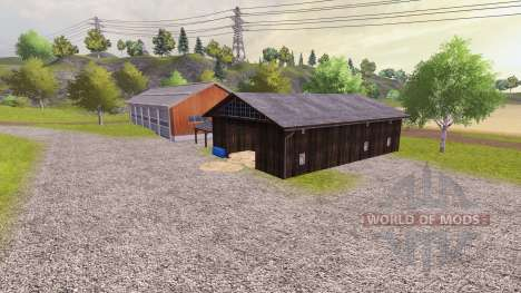 Orginal Pulen Map v1.01 pour Farming Simulator 2013
