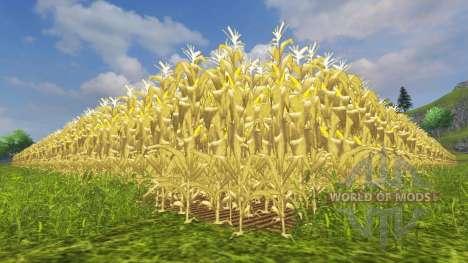L'augmentation du rendement de maïs pour Farming Simulator 2013