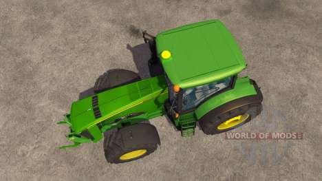 John Deere 8360R 2011 v1.5 Final für Farming Simulator 2013