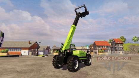 Loader Deutz-Fahr Agrovector 30.7 für Farming Simulator 2013