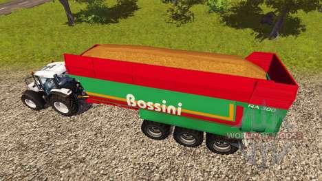 Remorque Bossini AR 300 pour Farming Simulator 2013