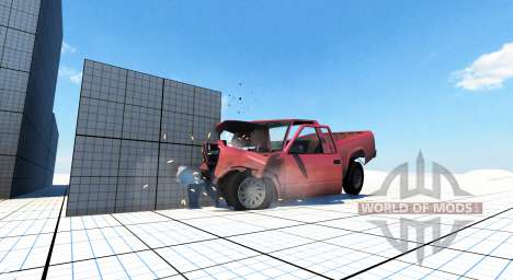Particle Overhaul v2.0 pour BeamNG Drive