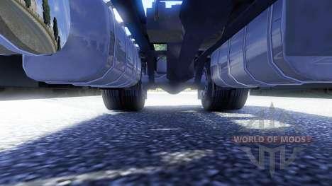 Le son de la lenteur pour Euro Truck Simulator 2