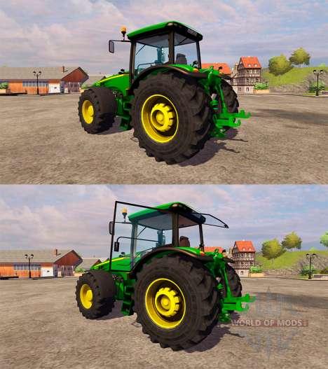 John Deere 8360R 2011 v1.5 Final pour Farming Simulator 2013