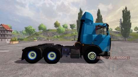 MAZ-6422 v2.0 pour Farming Simulator 2013