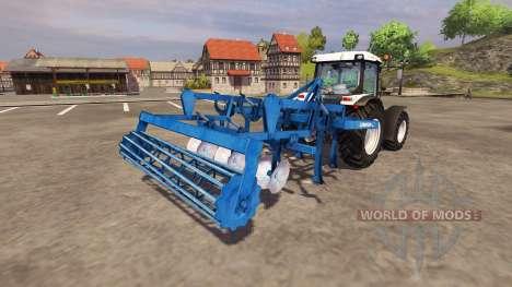 Grubber Lemken Smaragd 7-300 1991 v2.2 für Farming Simulator 2013