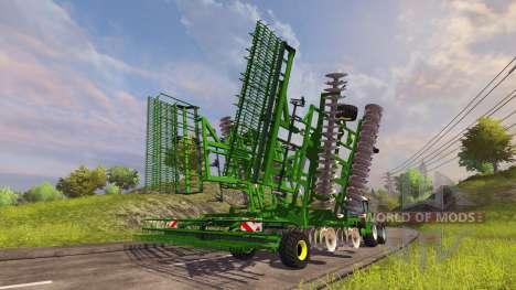 Grubber John Deere 635 für Farming Simulator 2013