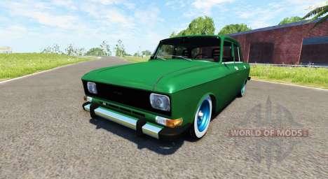 Moskwitsch-2140 für BeamNG Drive