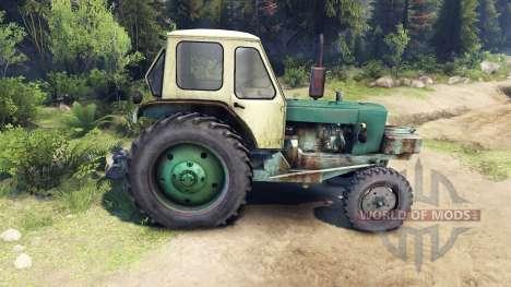 UMZ-6K für Spin Tires