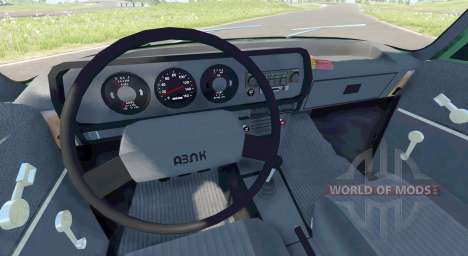Moskvitch-2140 pour BeamNG Drive