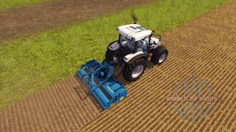 Harrow Rabe Toucan SL 3000 pour Farming Simulator 2013