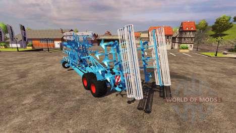 Cultivateur Lemken Gigant 1400 pour Farming Simulator 2013