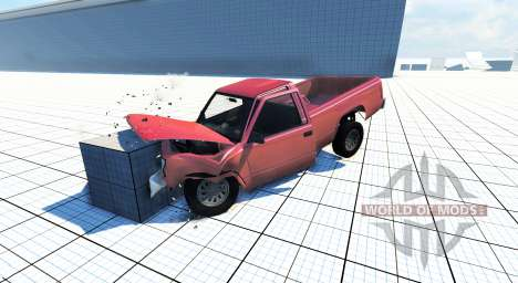 Le son de la destruction pour BeamNG Drive